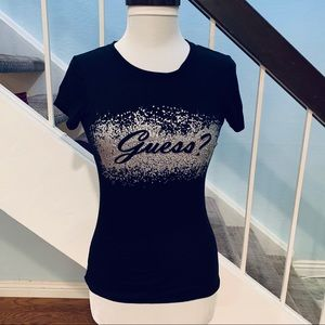 GUESS Bling Tee • NWT!!